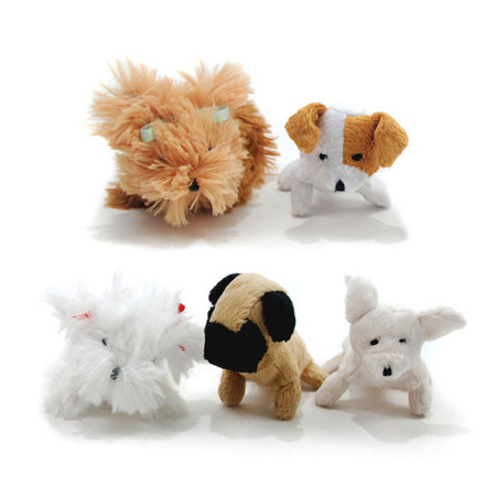 Oscar Newman Pipsqueak Dog Toys