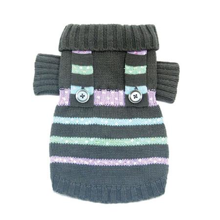 Oscar Newman Candy Stripe Sweater