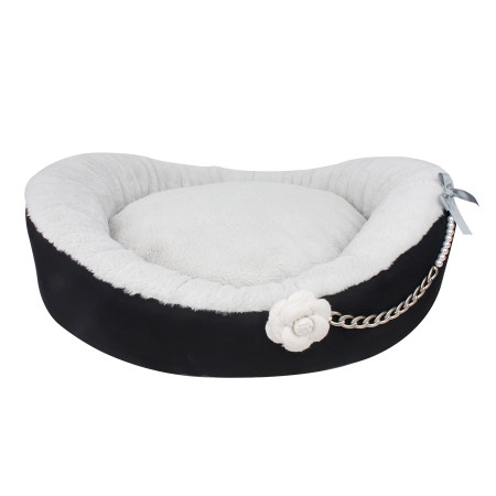 Louisdog Moms Favorite Bed - Black