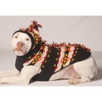 Mohawk Hoodie Dog Sweater