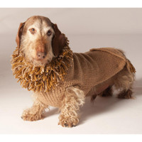 Lion Dog Sweater