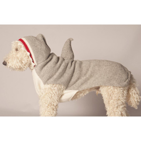 Shark Dog Sweater