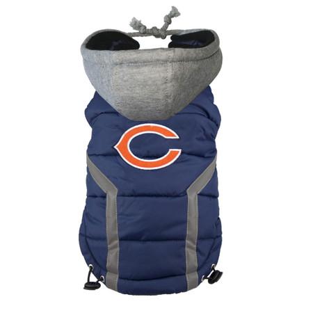 Chicago Bears Dog Puffer Vest