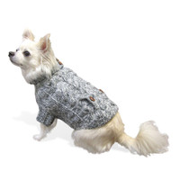 Aspen Knit Dog Sweater