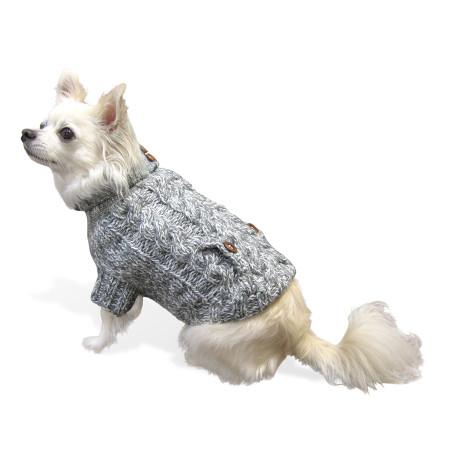 Aspen Knit Dog Sweater