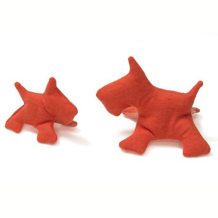 Scot Hemp Dog Toy