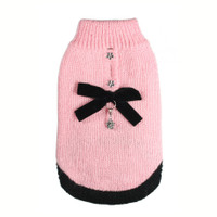 Classic Coco Mohair Dog Sweater