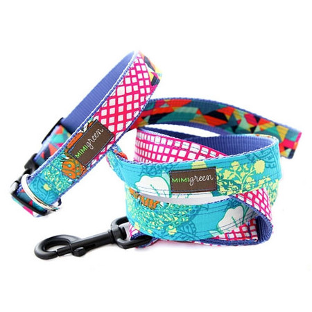 Delilah Collar and Lead