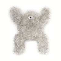 White Boogey Dog Toy