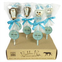 Snowy Pals Cake Pops (Set of 6)