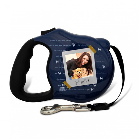 Just Perfect Snapshot Retractable Dog Leash