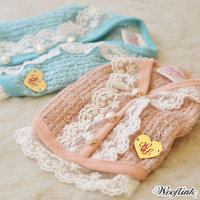 Wooflink Darling Cardigan Sweater