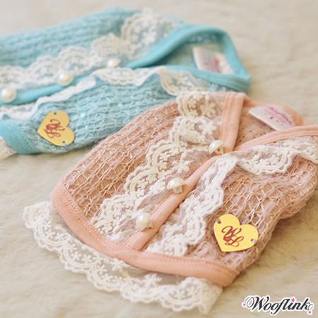 Wooflink Darling Cardigan Sweater