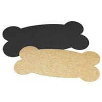 Jumbo Recycled Rubber Bone Placemat
