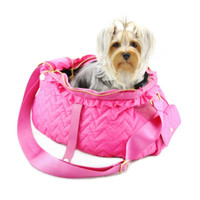Dogs of Glamour Fab Messenger Carrier