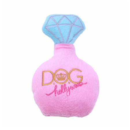 Dogs of Glamour Hollywood Perfume Bottle Toy