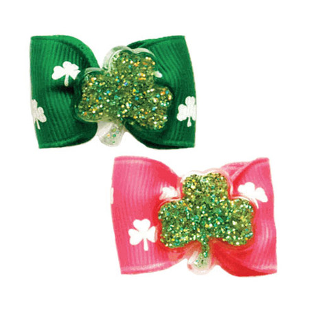 St. Pats Dog Bow