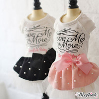 Wooflink Love Me More Dress