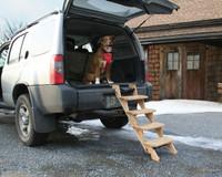 Wander Dog Stairs