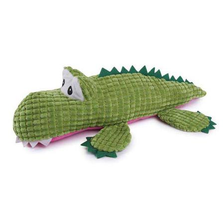 Corduroy Croc Toy