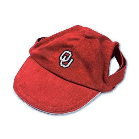 Oklahoma Sooners Dog Cap