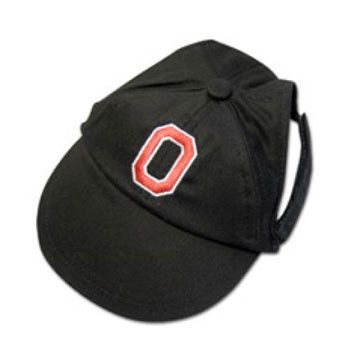 Ohio State Buckeyes Dog Cap