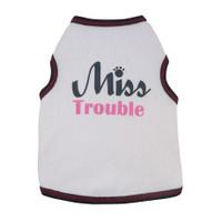 Miss Trouble Tank