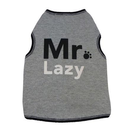 Mr. Lazy Tank