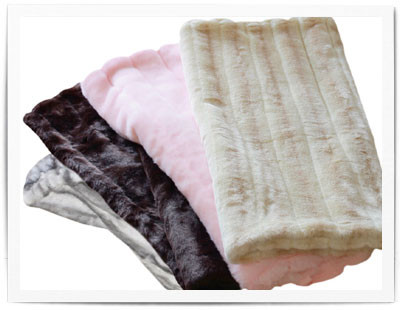 Faux Fur Pet Blanket
