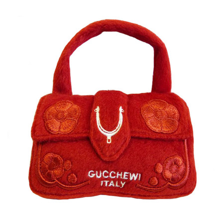 Gucchewi Floral Purse Toy