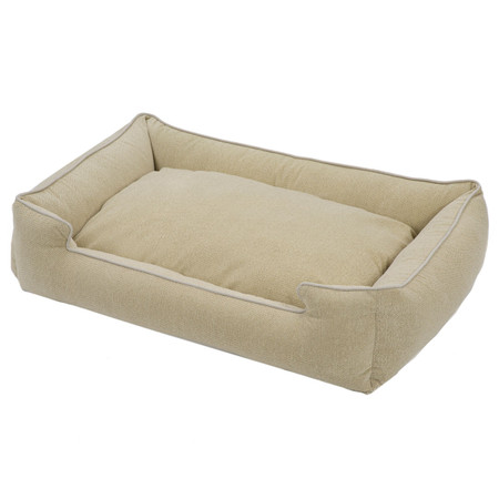 Microfiber Lounger Dog Beds