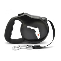 Customizable Florida Retractable Leash