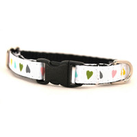 Cupid Petite Dog Collar & Lead