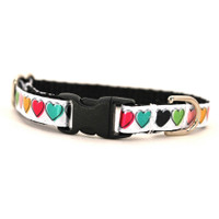 Poppy Petite Dog Collar & Lead