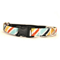 Oliver Petite Dog Collar & Lead