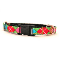 Sadie Petite Dog Collar & Lead