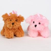 Susan Lanci Fluffy Puppy Toys