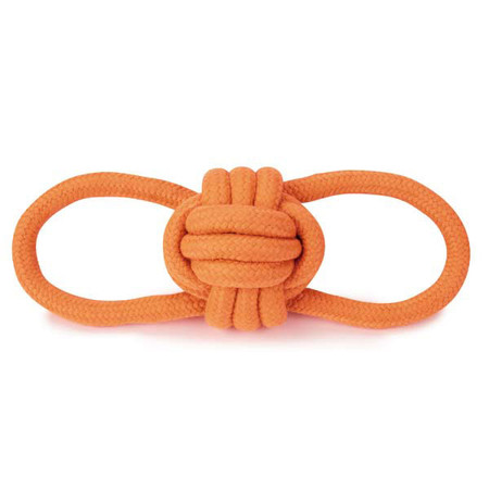 Ruff Rope Knot Tug