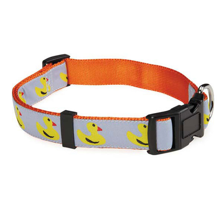 Rubber Ducky Dog Collar