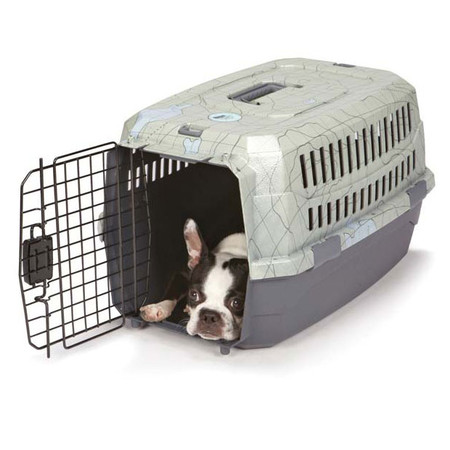 Dog Is Good Never Travel Alone Pet Crate
