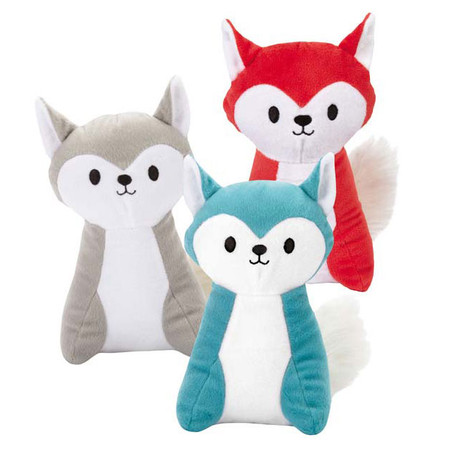 Chevron Fox Toy