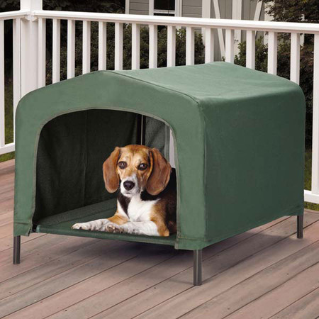 Pet Retreat Tent Bed