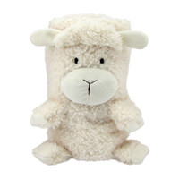 Nelly the Lamb Pet Blanket