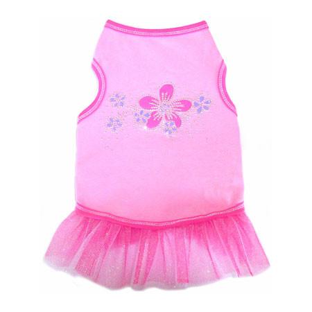 Hibiscus Flowers Dress