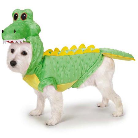 Crocodile Dog Costume