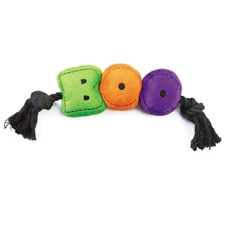 Boo Rope Tug Toy