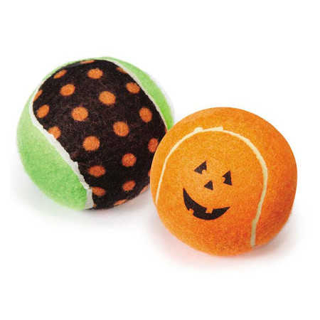 Spooky Bouncer Tennis Ball Set