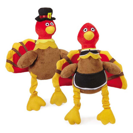 Pilgrim Turkey Toys