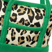 M. Isaac Mizrahi Luxe Leopard Bag Toy