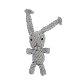 Rally the Rabbit Rope Dog Toy
